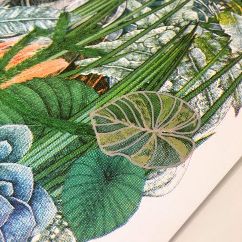 The Jungle Book Lucille Clerc Print Club London Screen Print