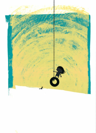 To Kill a Mockingbird Rob Biddulph Print Club London Screen Print