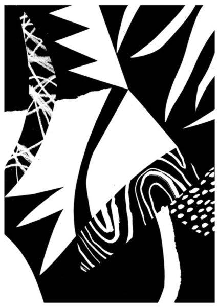 Dragon Tree Tom Abbiss Smith Print Club London Screen Print