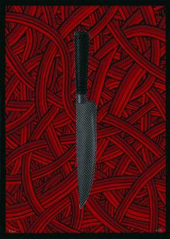 Macbeth – Neil Van Der Knutsen Print Club London Screen Print