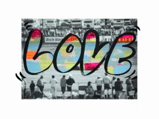 Love In The Fast Lane 1 Rose Stallard Print Club London Screen Print