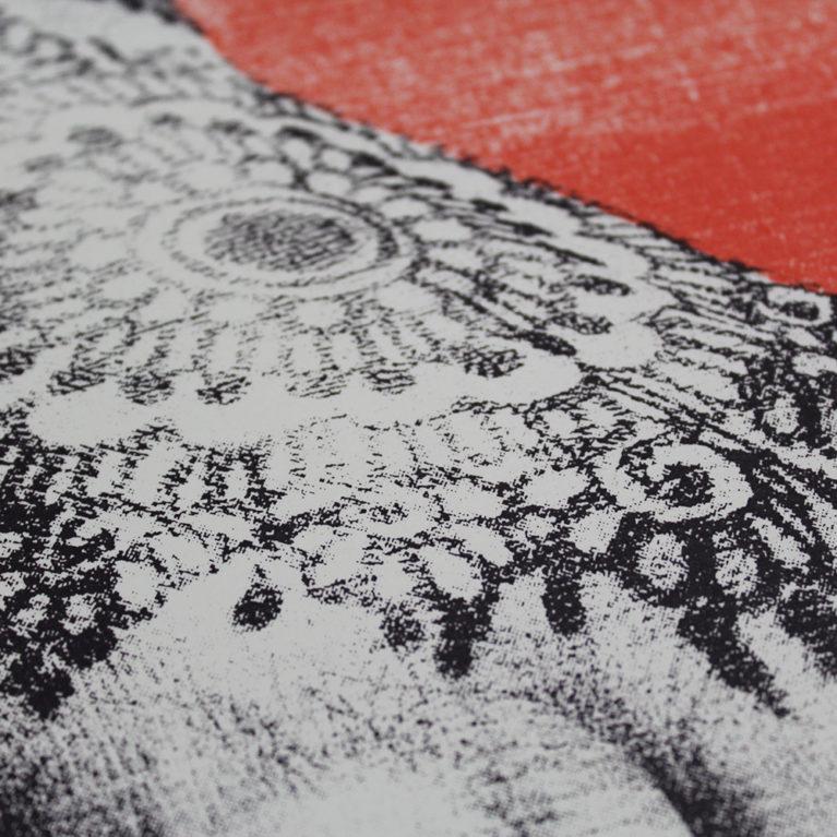 Sparks Donk Print Club London Screen Print