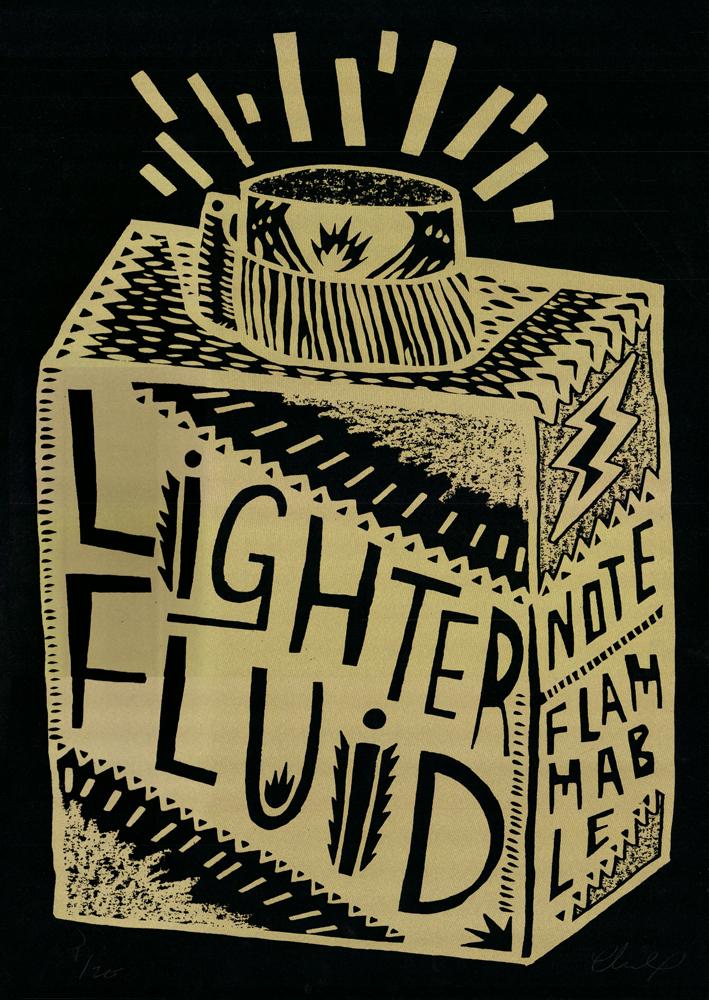Lighter-Fluid