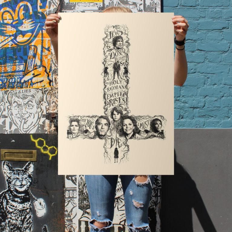 The Omen Print Club London