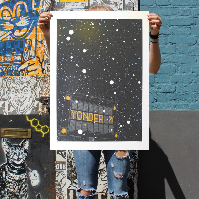 Yonder Print Club London