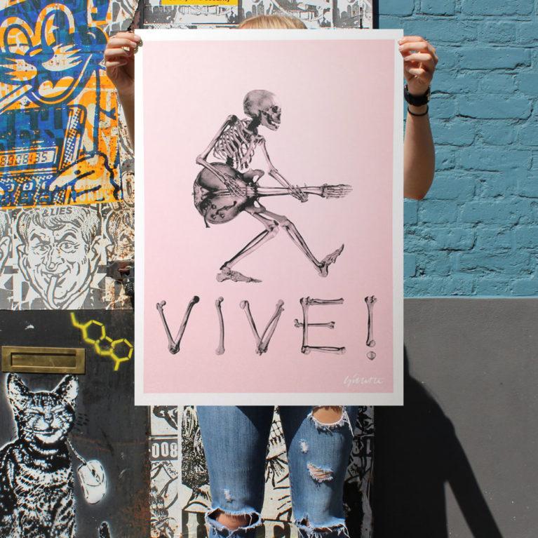Vive Print Club London