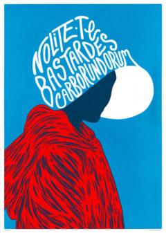 Handmaid's Tale Rose Hartley Print Club London Screen Print Blisters