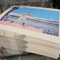 Elton John David Studwell Print Club London Screen Print