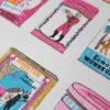 Hot Stuff Charlotte Farmer Screen Print Print Club London