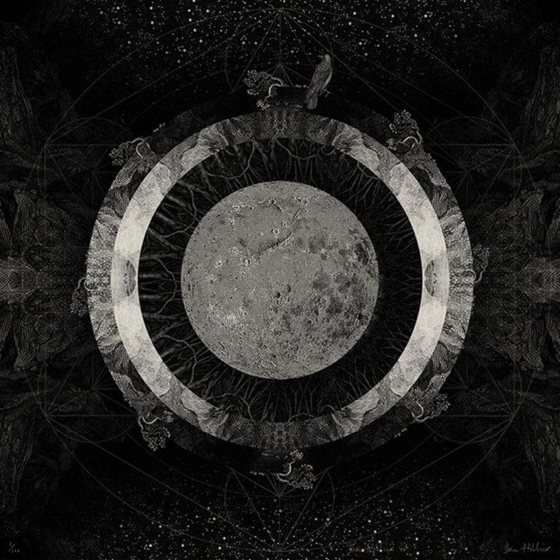 Moon Language Dan Hillier Print Club London