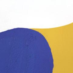 Purple Pear Nadja Lavin Print Club London Screen Print