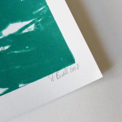 Sylvia Bull Choose Love Help Refugees Print Club London Screen Print