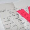 Love Letter Dave Buonaguidi Print Club London Screen Print