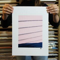 Salcombe Clementine Swift Print Club London Screen Print