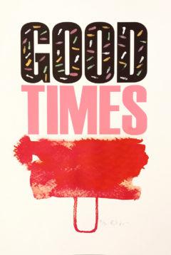 GAVIN DOBSON GOOD TIMES 1