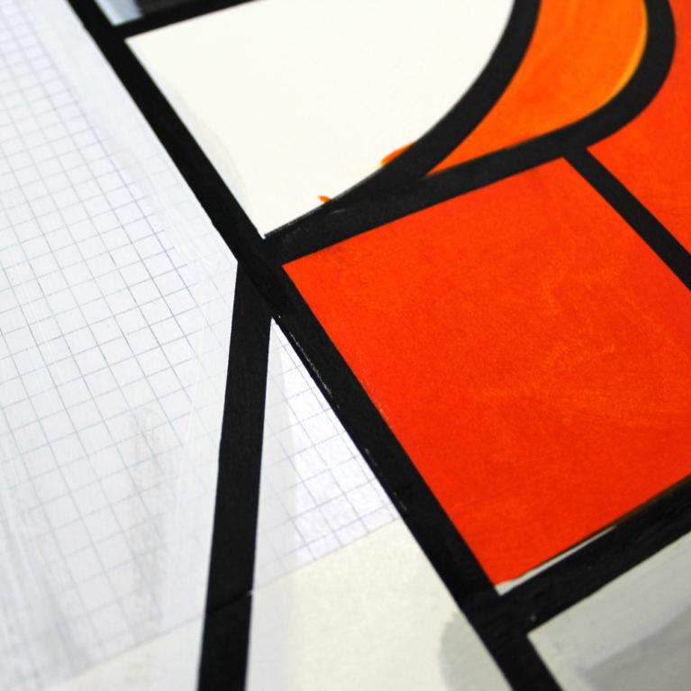 3:30, Three Series, Thirty Works Six Javi Cazenave Print Club London Screen Print