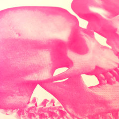Till Death Print Club London Screen Print Cassandra Yap Screen Print