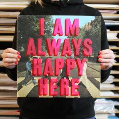 I Am Always Happy Here by Dave Buonaguidi The Beatles Abbey Road