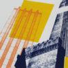 Tate Modern Boiler House Underway Studios Print Club London Screen Print