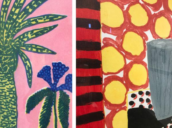 William Crozier Flowers Gallery