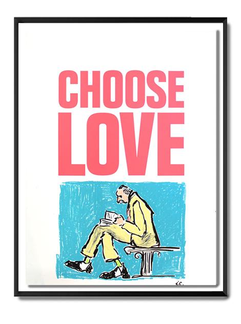 Isabella Cotier Choose Love