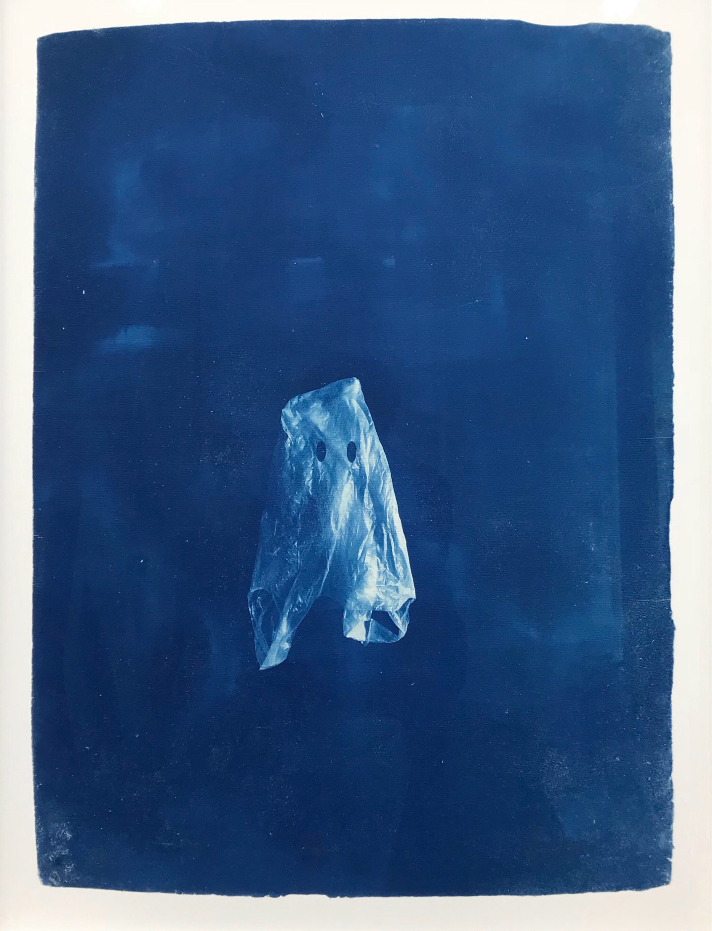 And The Ghosts Of Plastic Bags By Craig Keenan Print Club London